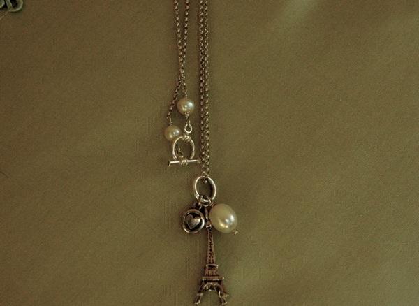 Eiffeltowernecklace