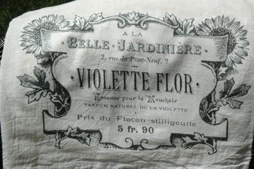 Apoth towel 2 (violette)