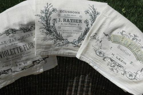 Three Apoth towels
