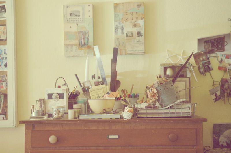 Anna's Studio dresser