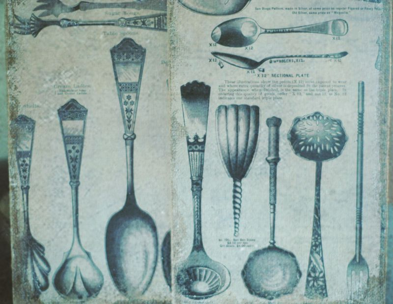 Flatware art copy
