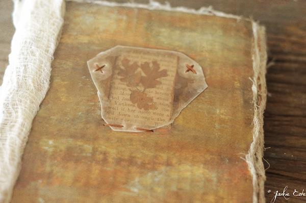 Cardboard book cover copy